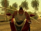 GTA 5 Moto Driving Animation for GTA San Andreas right view