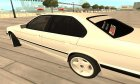 BMW E34 ЕК for GTA San Andreas inside view