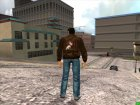 Ryo Hazuki (Shenmue) for GTA San Andreas side view