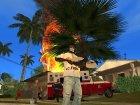 Пак оружия из разных игр for GTA San Andreas top view