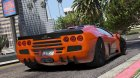 SSC Ultimate Aero 1.1 for GTA 5 left view