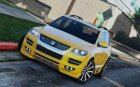 Volkswagen Touareg R50 2008 for GTA 5