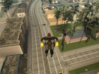 Новые текстуры дорог для GTA San Andreas вид сверху
