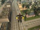 Новые текстуры дорог for GTA San Andreas top view