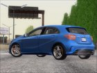 Mercedes-Benz A45 AMG 2012 (First Complect Paintjobs) for GTA San Andreas rear-left view
