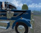 Kenworth W900L for Farming Simulator 2015 top view