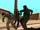 Разные стили борьбы актёров для GTA San Andreas