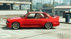 1991 BMW E30 (Race Car) для GTA 5 вид слева