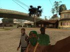 HD Пак банд Los Santos'а for GTA San Andreas top view