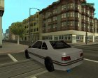 Peugeot 405 for GTA San Andreas inside view