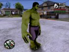Hulk Avengers Age of Ultron для GTA San Andreas вид сзади слева
