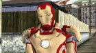 [Normal Map] Mark 42 (Iron Man) для GTA San Andreas вид сбоку