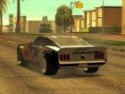 Ford Mustang RTR RedBull for GTA San Andreas