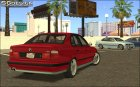 BMW E34 M5 1995 for GTA San Andreas rear-left view
