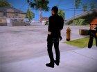 Bodhi Payday 2 для GTA San Andreas вид справа