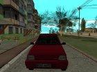 Daewoo Tico SX for GTA San Andreas rear-left view