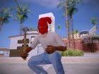 Weapons Pack By Crow для GTA San Andreas вид сбоку