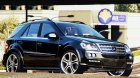 Mercedes-Benz ML Brabus 2009 «Monoblock Q»