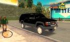 GMC Suburban 1996 FBI for GTA 3 rear-left view