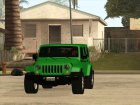 Jeep Wrangler Unlimited Rubicon 2013 for GTA San Andreas left view