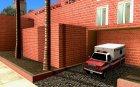 Новые текстуры госпиталя for GTA San Andreas rear-left view