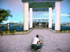 Узи из San Andreas for GTA Vice City rear-left view