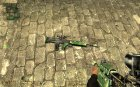 Stalker L85 Reskin for Counter-Strike Source top view