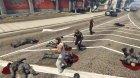 Unarmed Police v1.0 для GTA 5 вид сзади