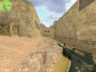 M4A1 Страж для Counter-Strike 1.6 вид слева
