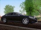 Mercedes-Benz S63 AMG W222 for GTA San Andreas