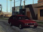 BMW E34 Touring Stock for GTA San Andreas inside view