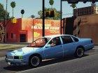 Declasse Premier 1992 (IVF) для GTA San Andreas вид слева