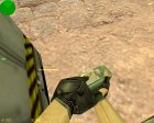 Ретекстур C4 for Counter-Strike 1.6 rear-left view