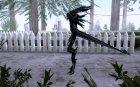 Чужие в Сан-Андреас для GTA San Andreas вид слева