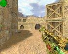 AWP Эльфийский рейнджер for Counter-Strike 1.6 rear-left view