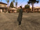 Комиссар Гордон (DC Comics) для GTA San Andreas вид изнутри
