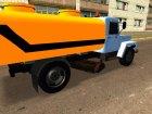 ГАЗ 53 Поливальная для GTA San Andreas вид изнутри