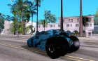Army Tumbler v2.0 for GTA San Andreas left view