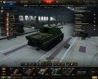 Замена базового ангара на премиум без прем-аккаунта для World of Tanks вид сверху