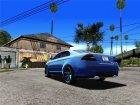 GTA 5 Cars Pack для GTA San Andreas вид справа