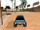 Юбилейный выпуск жизни сайта gamemodding.net для GTA San Andreas вид сбоку
