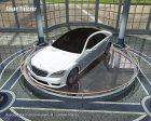 Mercedes Benz S65 AMG 2012 для Mafia: The City of Lost Heaven вид сзади