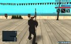 C-HUD by SampHack v.10 для GTA San Andreas вид сзади слева