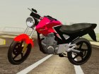 Honda Twister CBX 250 2014 for GTA San Andreas left view