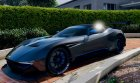 Aston Martin Vulcan v1.0 for GTA 5 rear-left view
