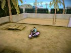 Faggio из GTA IV for GTA Vice City left view