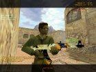 """Пак оружия с раскраской """"Азимов"""" для Counter-Strike 1.6 вид изнутри"""