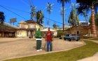 Дружить со всеми для GTA San Andreas вид слева