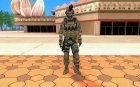 USA Army Special Forces (FIXED) for GTA San Andreas inside view