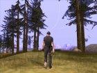 Post Apocalypse Warrior для GTA San Andreas вид изнутри